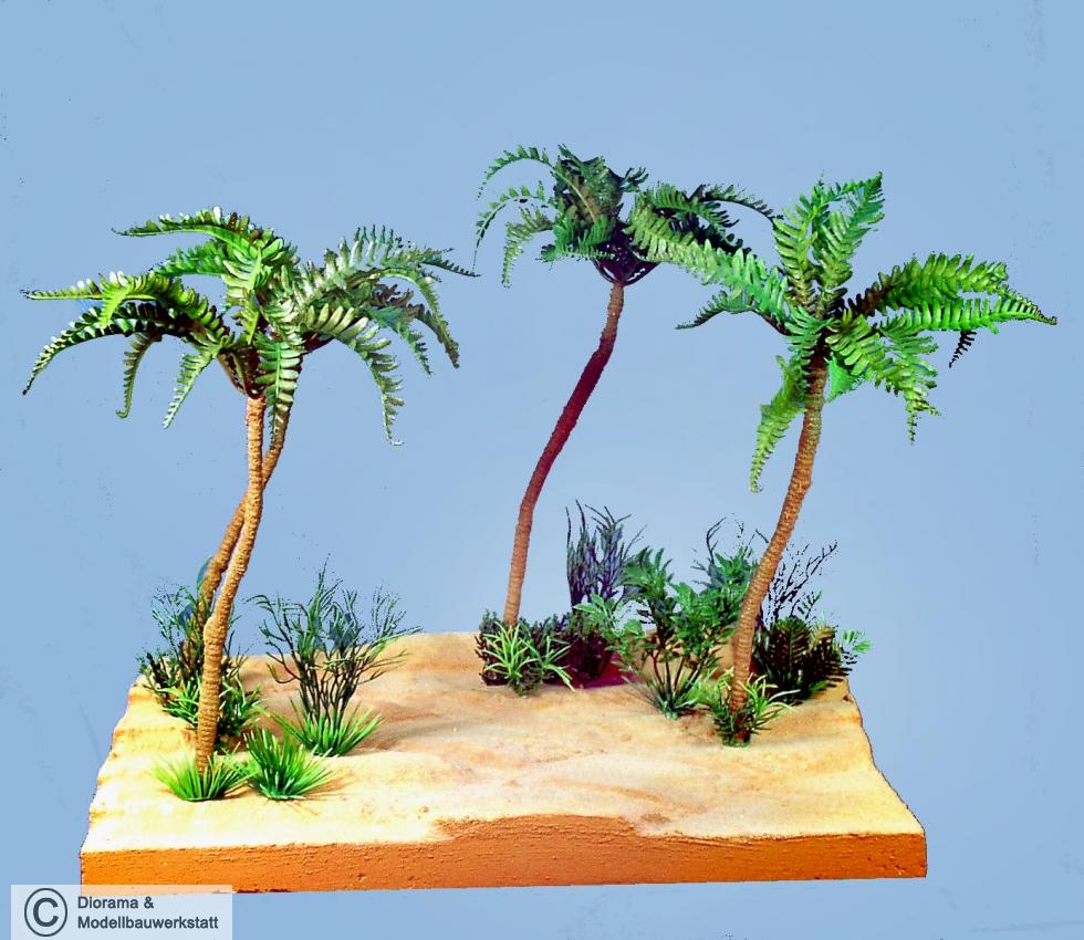 diorama zubeh r 1 colorierte palme 240 mm gro diorama shop wei diorama und modellbau. Black Bedroom Furniture Sets. Home Design Ideas