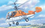 Kamov Ka-15M Soviet civil helicopter in 1:72