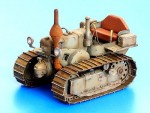 Lanz BULLDOGGE - 35 HP, Raupenschlepper, 1:35