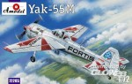 Yak-55M 'FORTIS' in 1:72