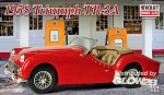 Sports Car 1958 Triumph TR-3A in 1:24