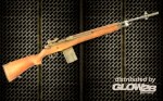 M14 Rifle in 1:4