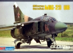 Mikoyan MiG-23UB training aircraft in 1:72