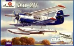 Antonov An-2V floatplane in 1:144