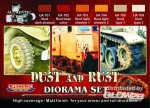 Dust and Rust Color Set, Staub Schlamm und Rost Set