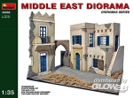 Middle East Diorama in 1:35