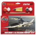 F- 5A Freedom Fighter Kleines Einsteiger-Set in 1:72