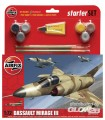 Dassault Mirage 111 Medium Einsteiger-Set in 1:72