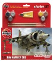 BAe Harrier GR3 Medium Einsteiger-Set in 1:72