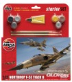 Northrop F-5E TIGER 11 Medium Einsteiger-Set in 1:72