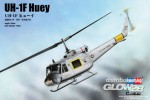 UH-1F Huey in 1:72